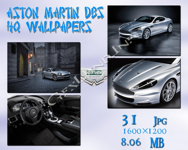 Aston Martin HQ Wallpapers