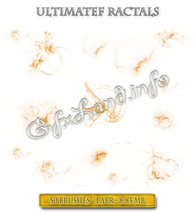 50 Ultimate Fractals