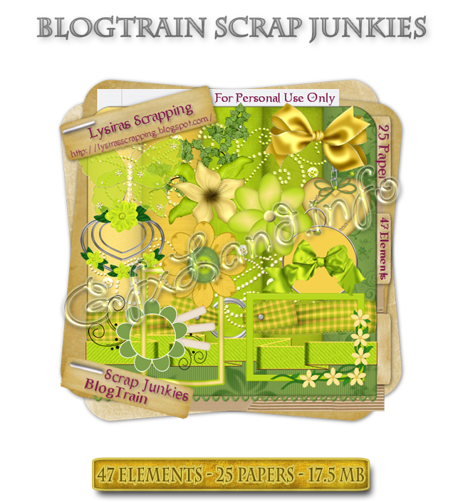 Blogtrain Scrap Junkies