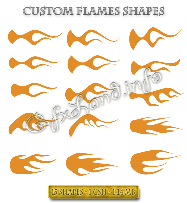 Custom_Flames_Shapes