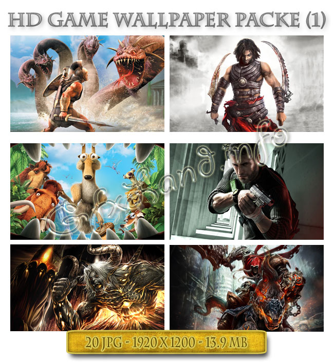 Hd Game Wallpaper Packe 1