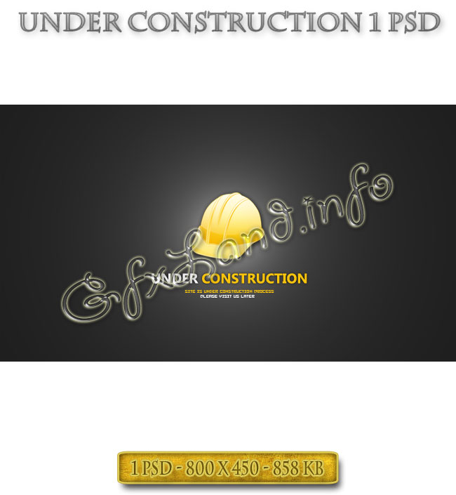 UNDER CONSTRUCTION 1 PSD